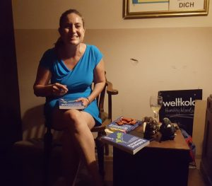 Lesung in der Bar Mathilde in Hamburg