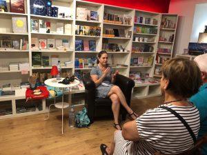 Lesung in Weilerbach, interkulturelle Themen erklären