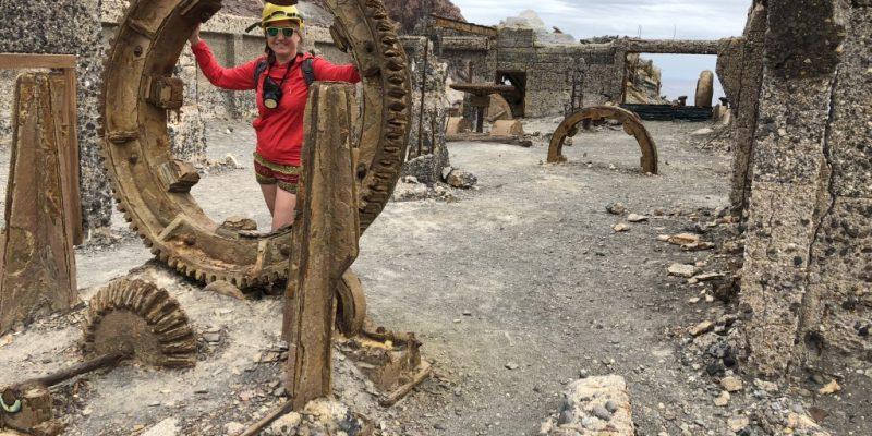"""Auf Fototour für """"Wahlheimat Neuseland"""" auf der Vulkaninsel White Island"""