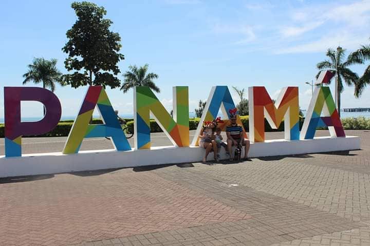 Nina in Panama